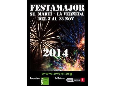 Fiesta Mayor 2014