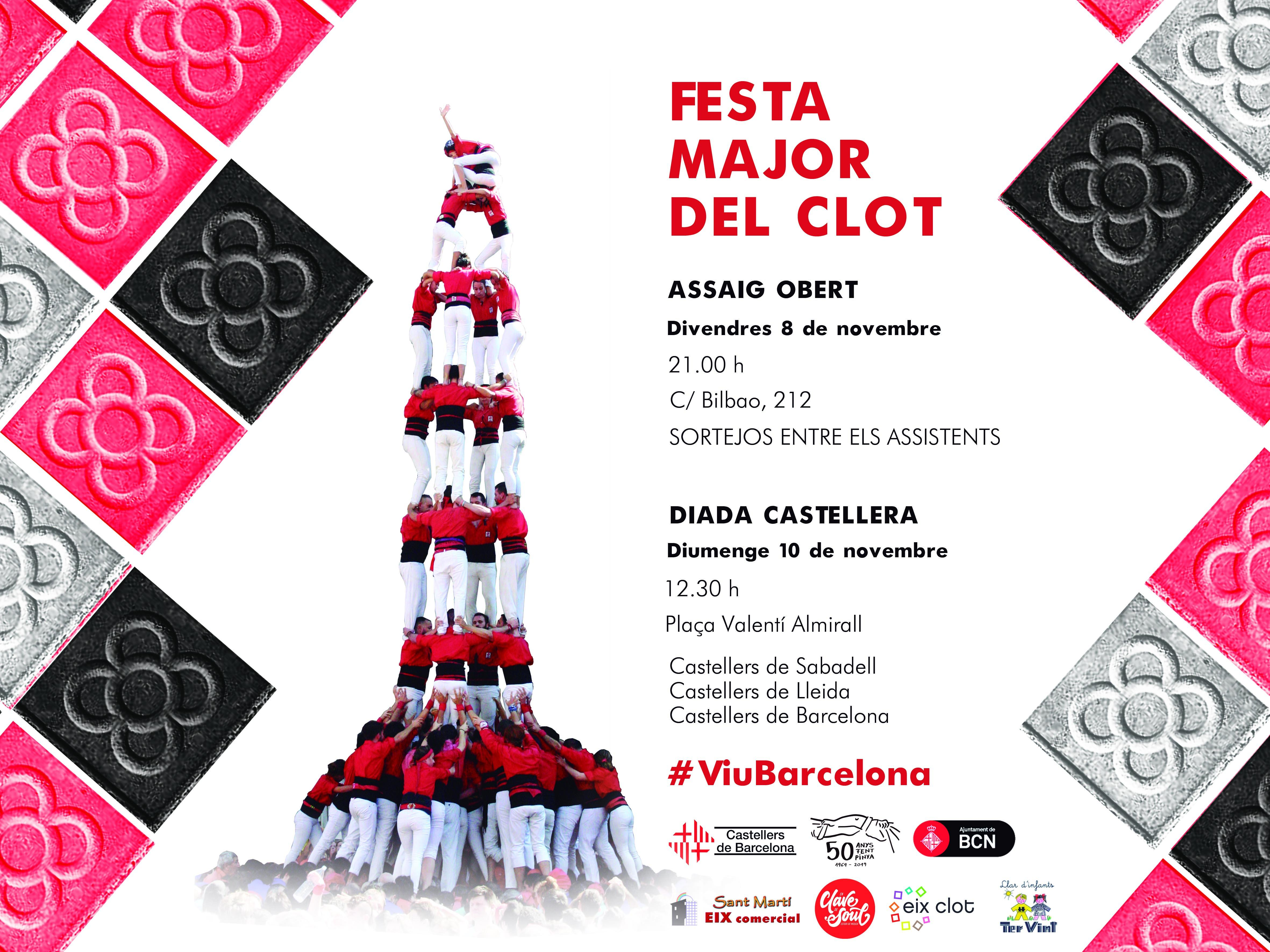 ¡Fiesta Mayor del Clot!