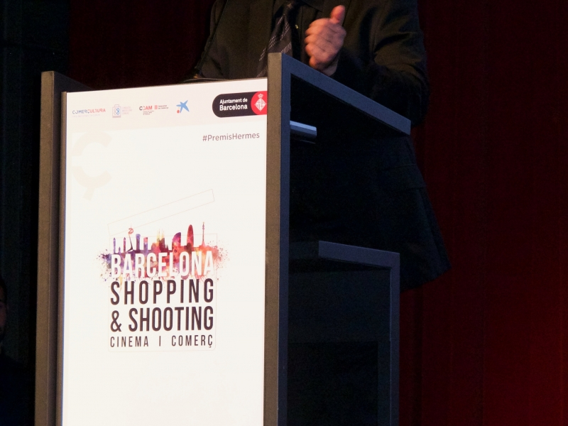 Comerç, cinema i cultura:Barcelona Shopping&Shooting    (6)