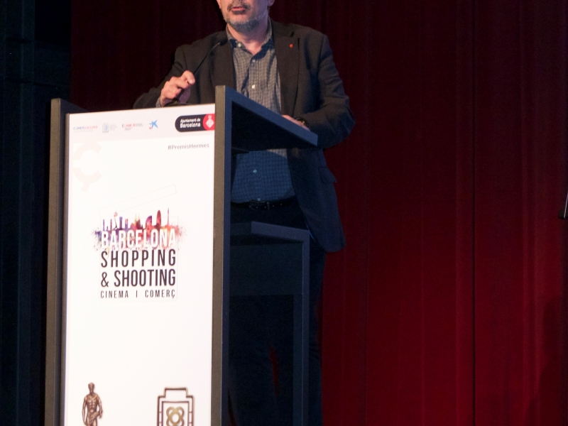 Comerç, cinema i cultura:Barcelona Shopping&Shooting    (12)